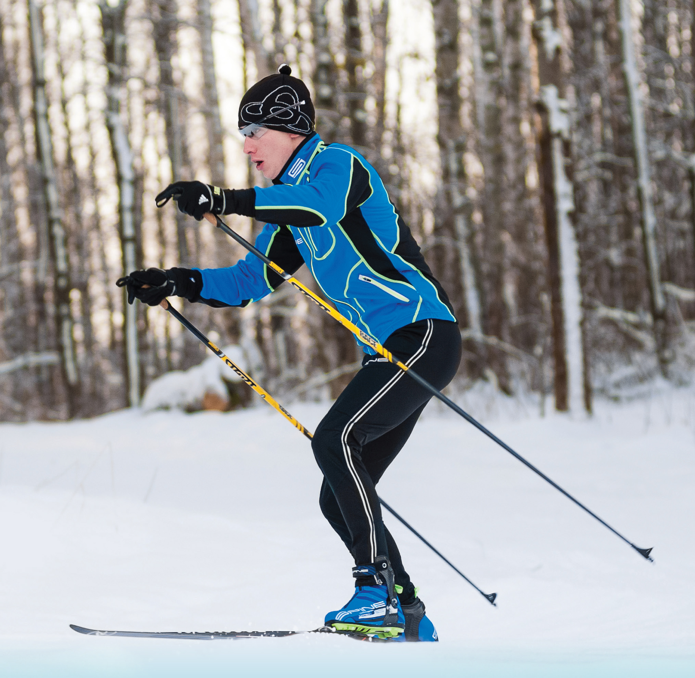 Vše pro běžecké lyžování