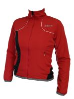 SWIX Cruiser Training jacket Women red