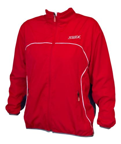 SWIX Cruiser JR jacket red