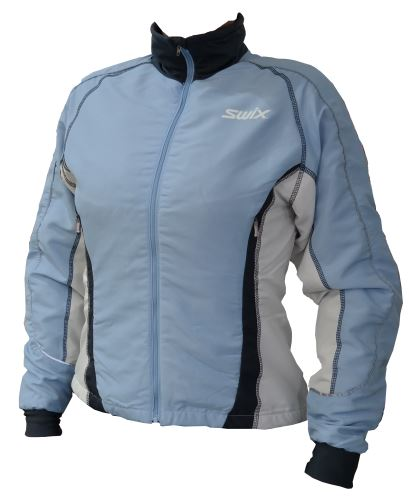 SWIX Star Advanced jacket Women blue