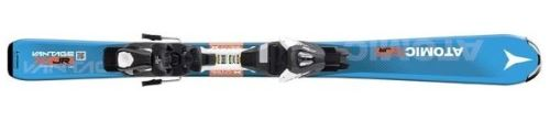 Atomic Vantage JR II ETS Blue/Orange + E Ezytrak 5 Black/White